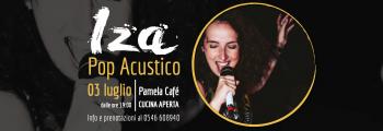 Live IZA Duo Acustico